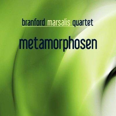 MARSALIS BRANFORD QUARTET - Metamorphosen