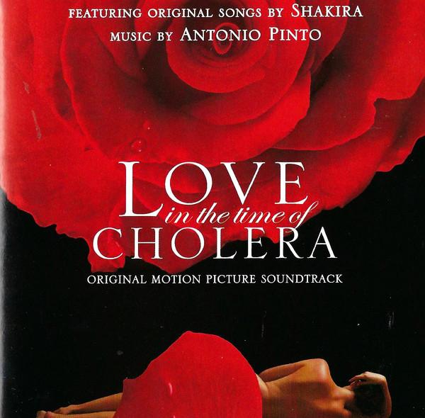 PINTO ANTONIO, SHAKIRA – Love In The Time Of Cholera