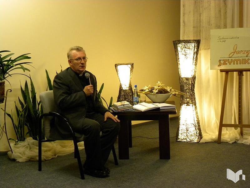 Spotkanie Autorskie Z Ks.prof.Jerzym Szymikiem
