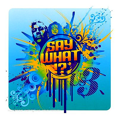 US3 – Say What
