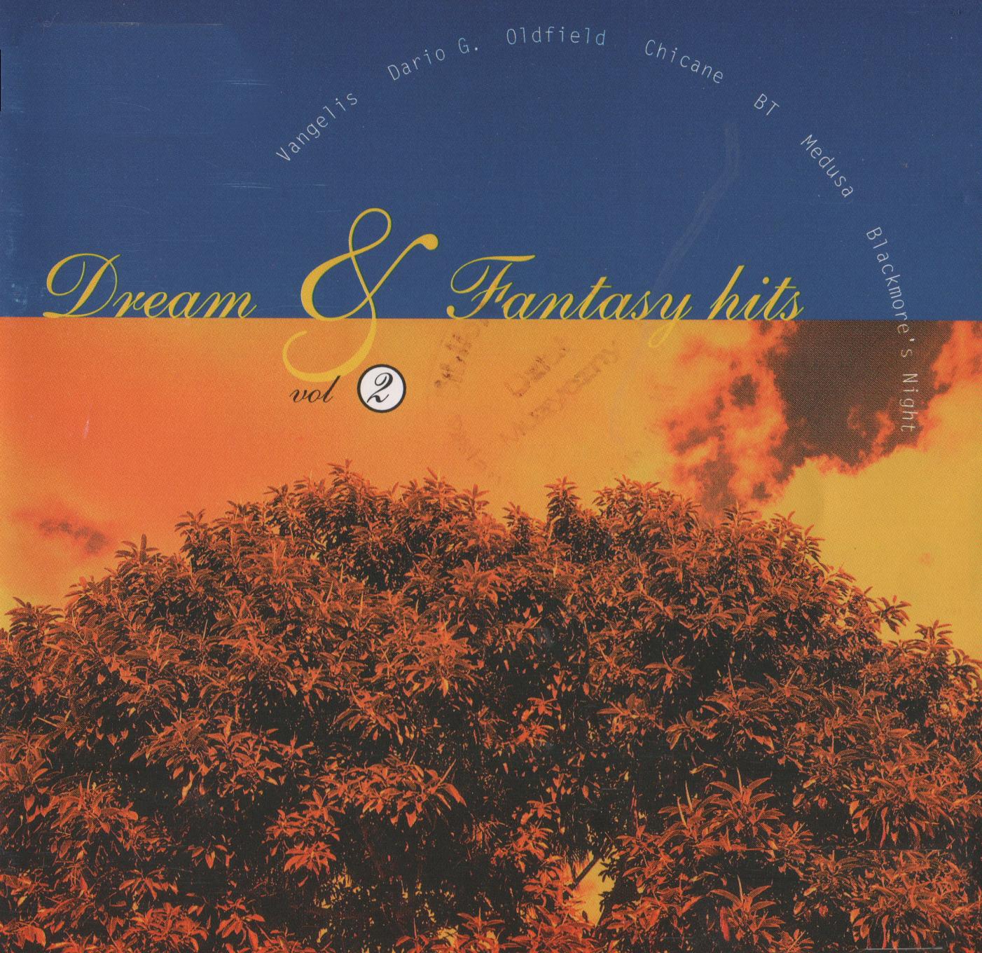 SKŁAD Dream And Fantasy Hits Vol.2