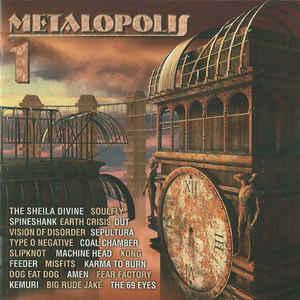 Skład  Metalopolis 1