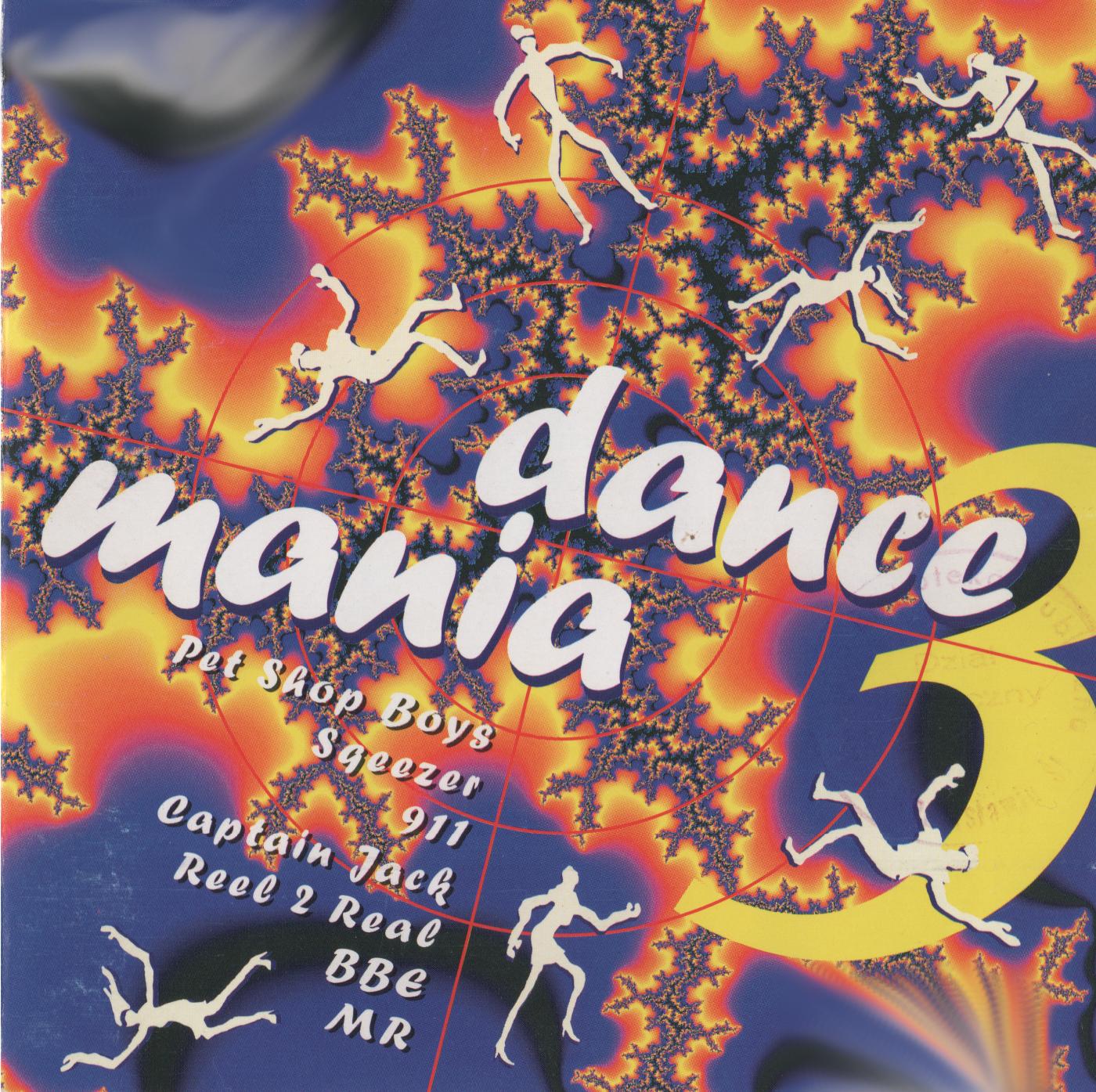 SKŁAD – Dancemania 3