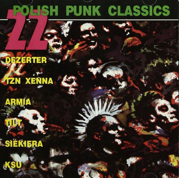 22 Polish Punk Classics