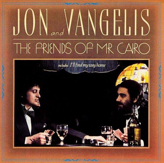 ANDERSON JON & VANGELIS – Friends Of Mr. Cairo