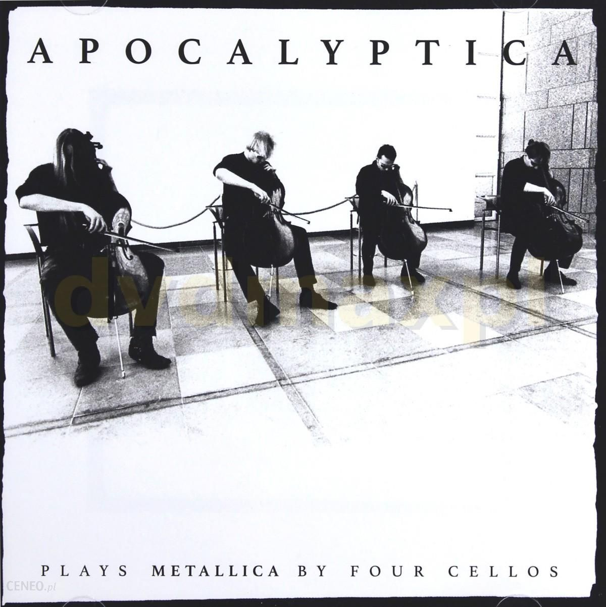 APOCALYPTICA – Plays Metallica By Four Cellos