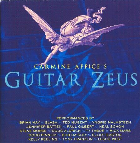 Appice Appice Guitar Zeus