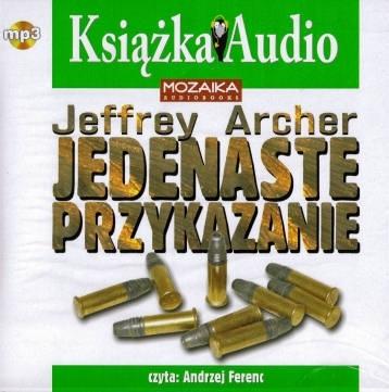 ARCHER JEFFREY – JEDENASTE PRZYKAZANIE