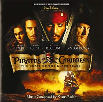 BADELT KLAUS – Pirates Of The Caribbean – OST