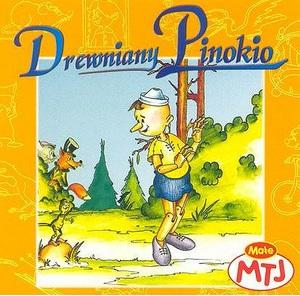 BAJKI – Drewniany Pinokio