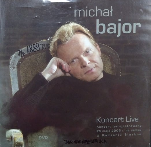 BAJOR MICHAŁ – Koncert Live (25.05.2005 – Kamień Slaski)