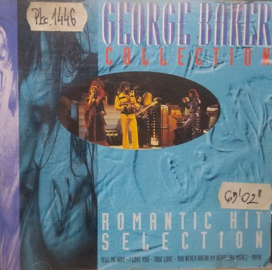 BAKER GEORGE Collection Romantic Hits Collection