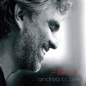 BOCELLI ANDREA – Amore