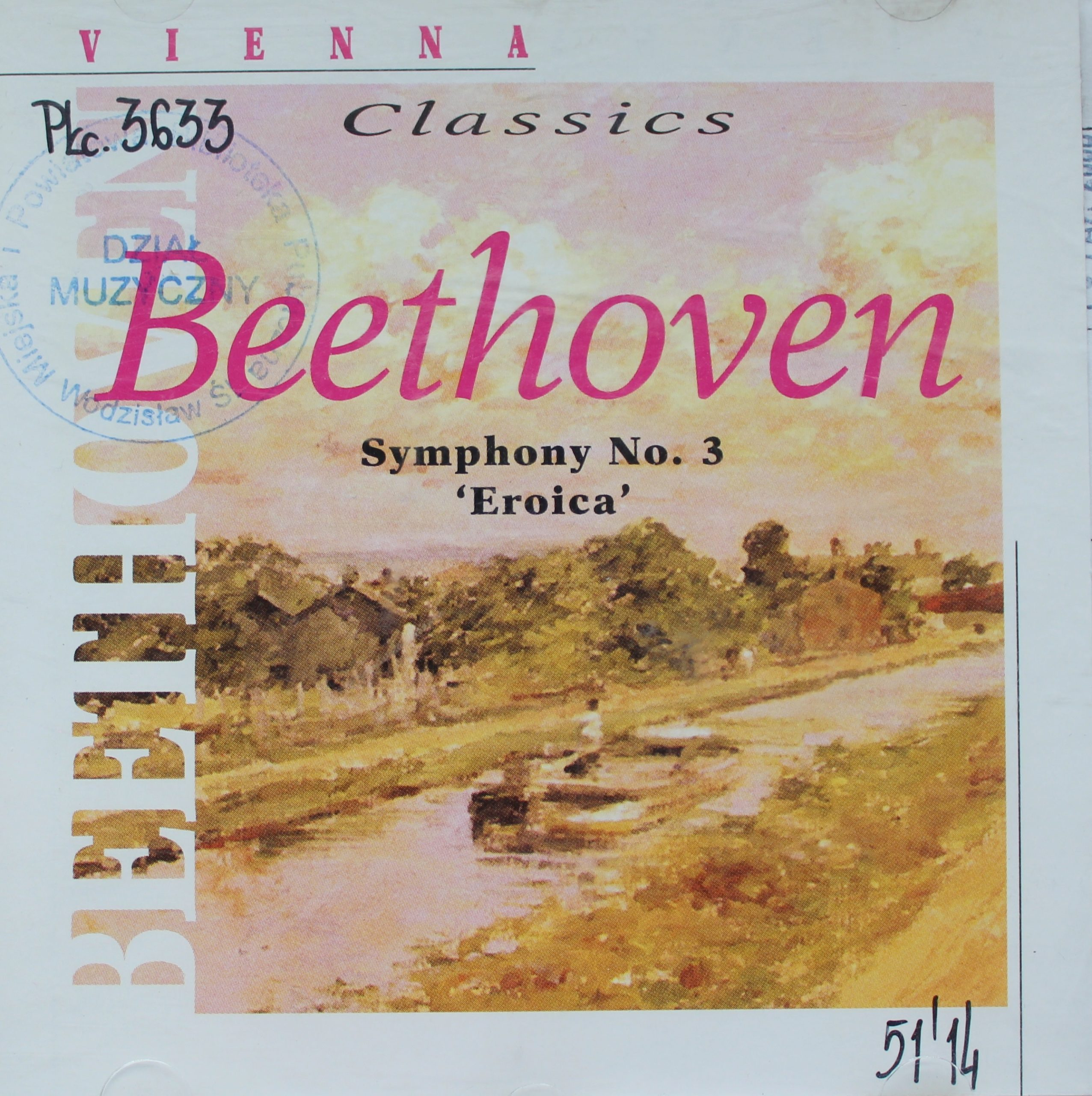 Beethoven – Symphony No. 3