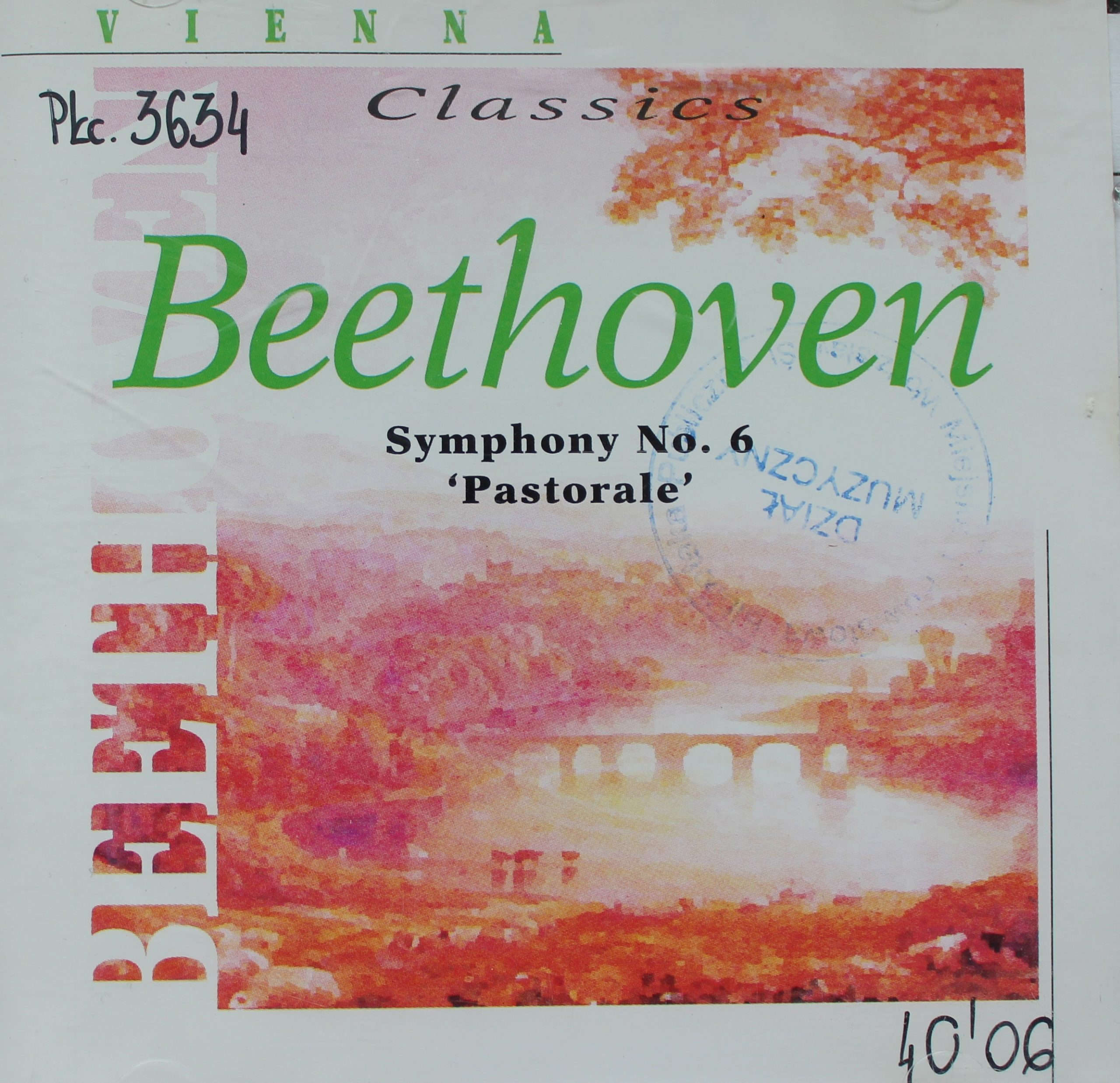 Beethoven – Symphony No. 6