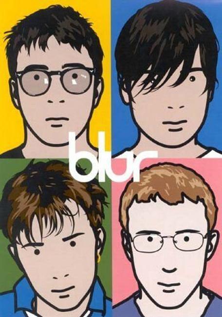 Blur – Best Of (dvd)