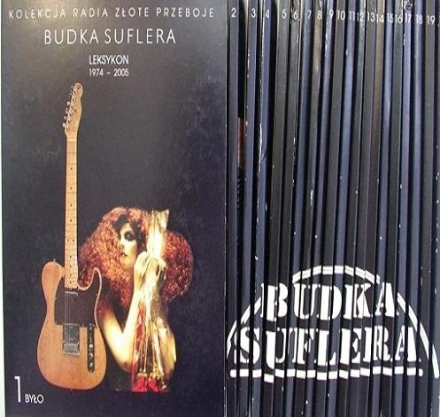 Budka Suflera – Leksykon 1974 2005