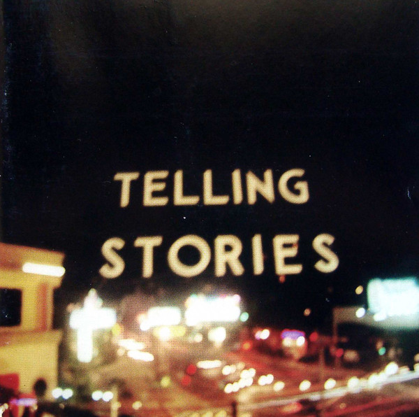 CHAPMAN TRACY – Telling Stories