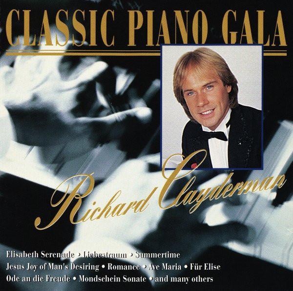 CLAYDERMAN RICHARD – Classic Piano Gala