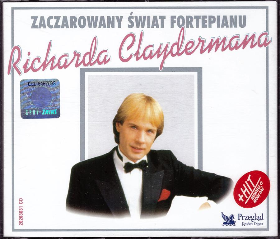 CLAYDERMAN RICHARD – Zaczarowany świat Fortepianu