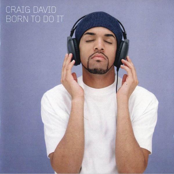 CRAIG DAVID – Born To Do It