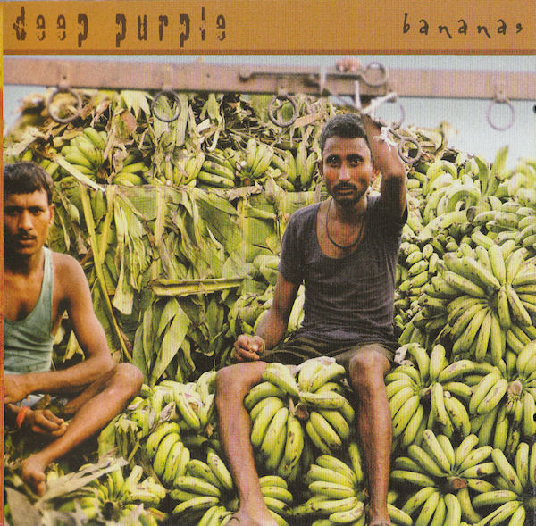 DEEP PURPLE – Bananas