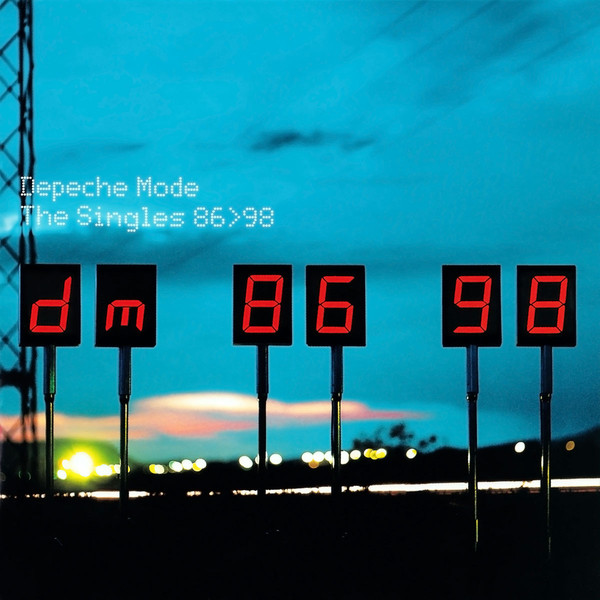 DEPECHE MODE – Singles 86 98