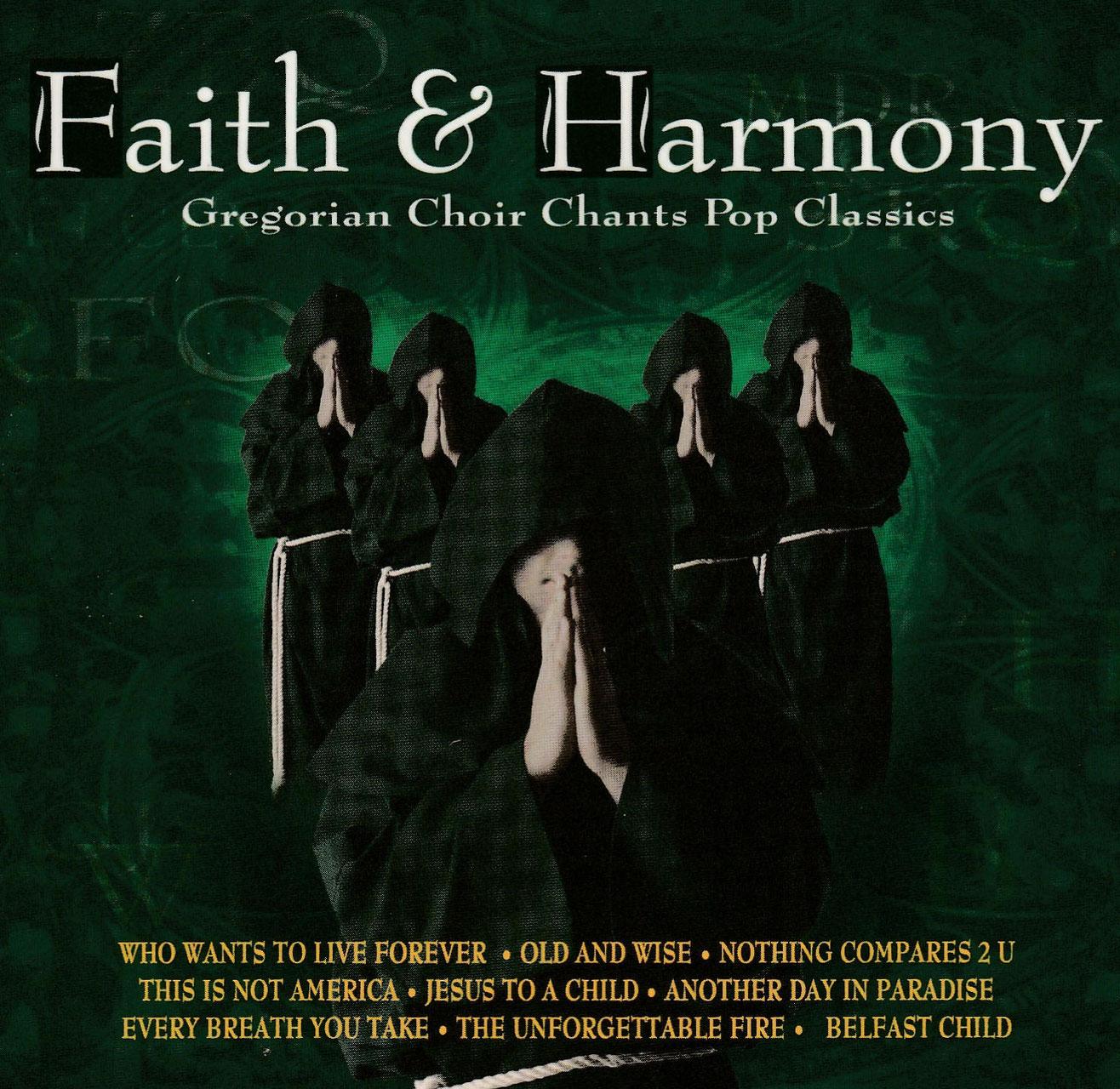 Faith&Harmony – Gregorian Choir