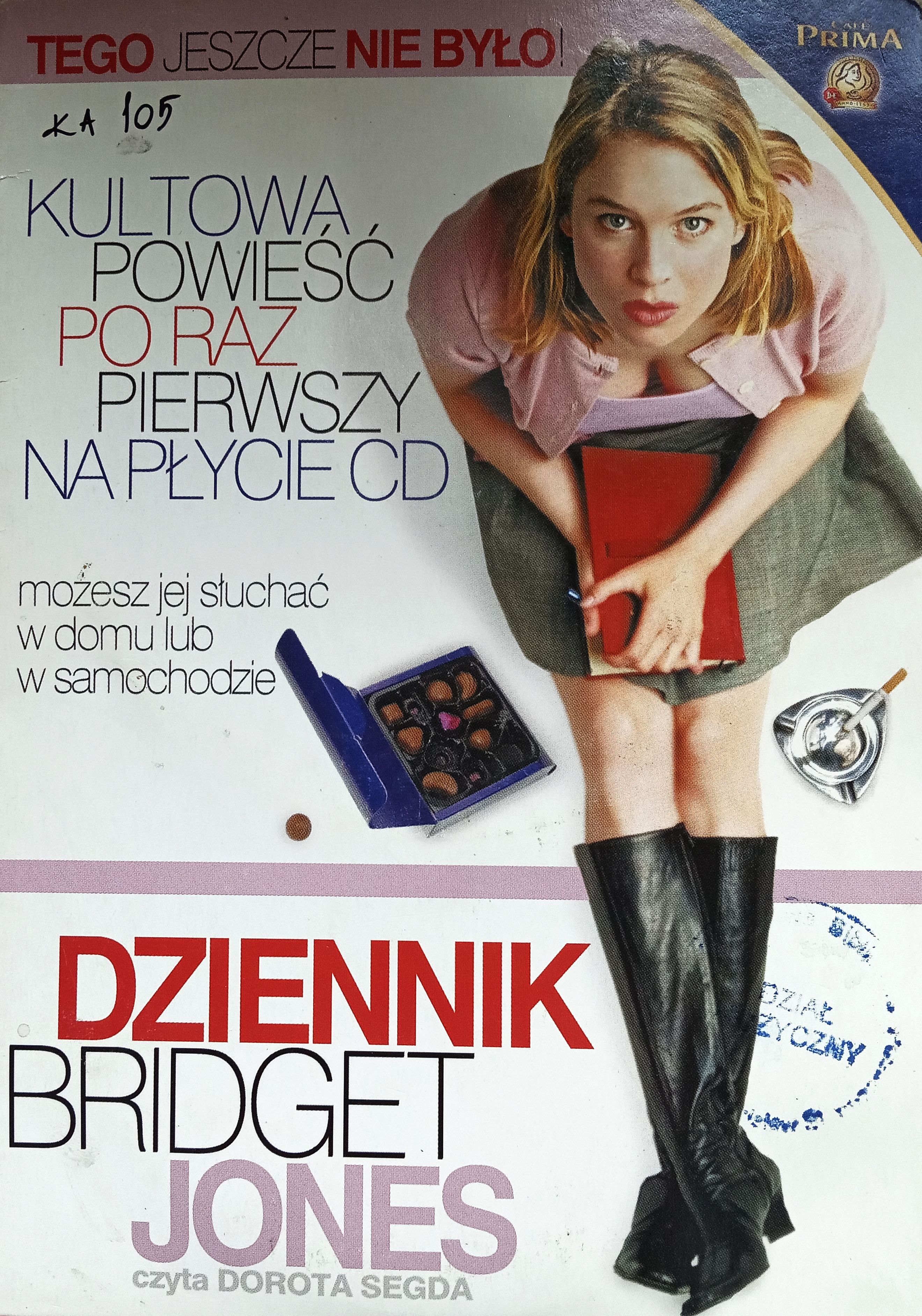 Fielding Helen Dziennik Bridget Jones