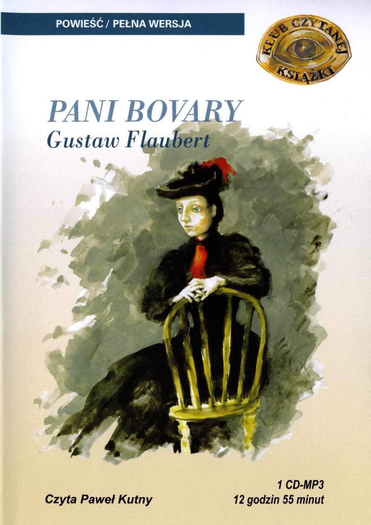 FLAUBERT GUSTAW – PANI BOVARY