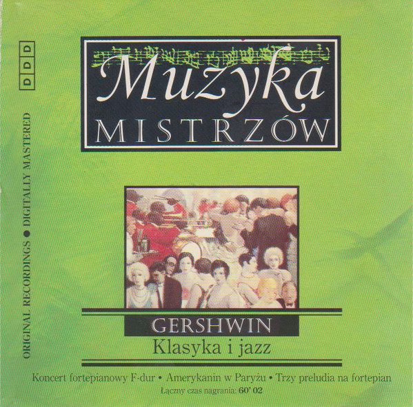 GERSHWIN GEORGE – Klasyka I Jazz