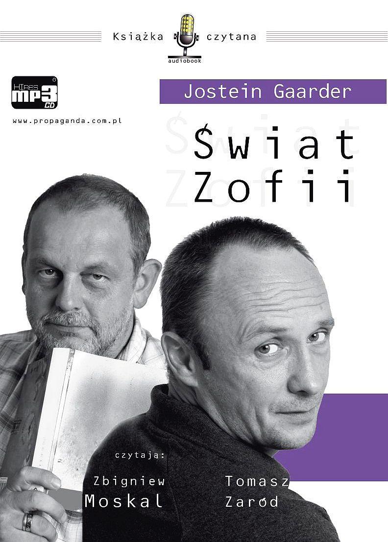GAARDER JOSTEIN – ŚWIAT ZOFII