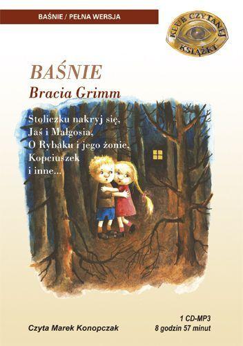 Grimm Jacob Wilhelm Baśnie