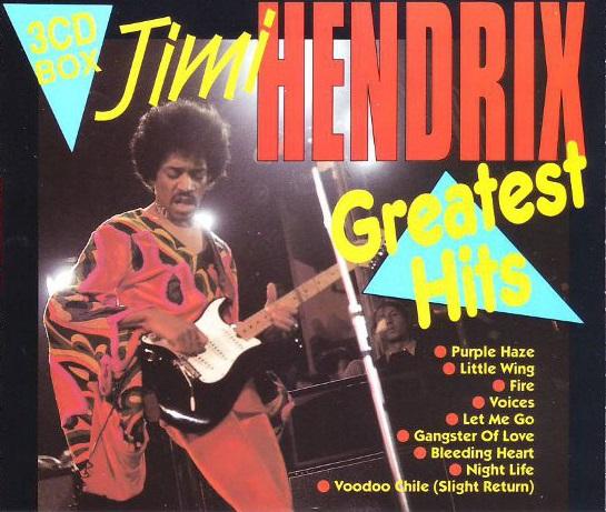 HENDRIX JIMI – Greatest Hits