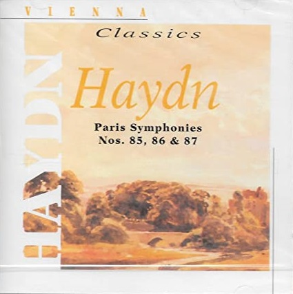 Haydn Joseph – Paris Symphonies