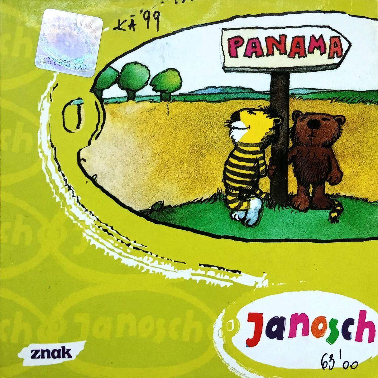 JANOSCH – PANAMA