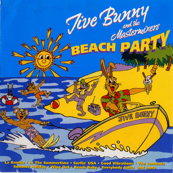 Jive Bunny And The Mastermixers Beach Party