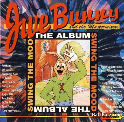 Jive Bunny And The Mastermixers The Albumswing The Mood