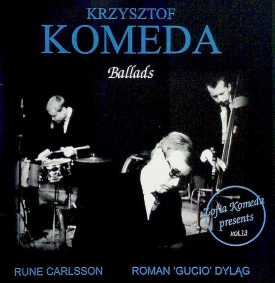 KOMEDA KRZYSZTOF - Ballads