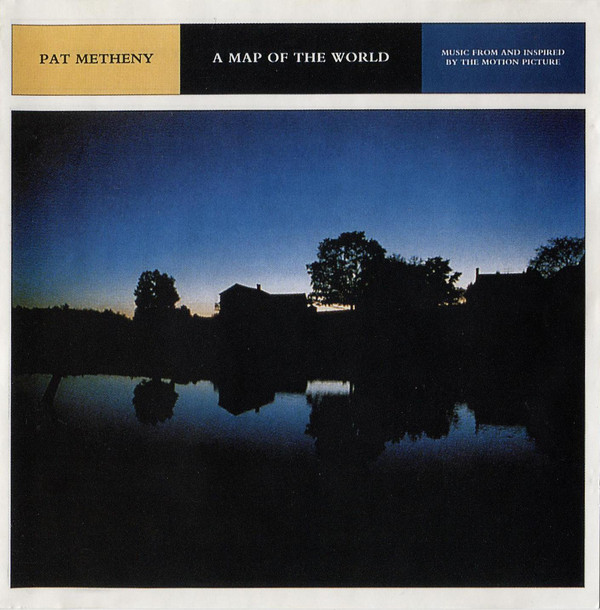 METHENY PAT – A Map Of The World