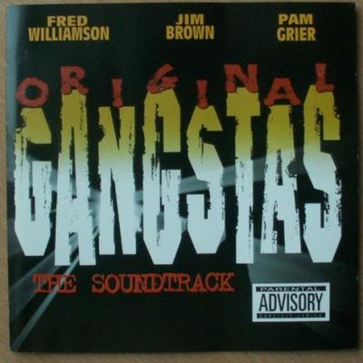 ORIGINAL GANGSTAS Soundtrack