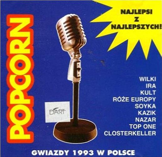 Popcorn. Najlepsi Z Najlepszych – Gwiazdy 1993 W Polsce