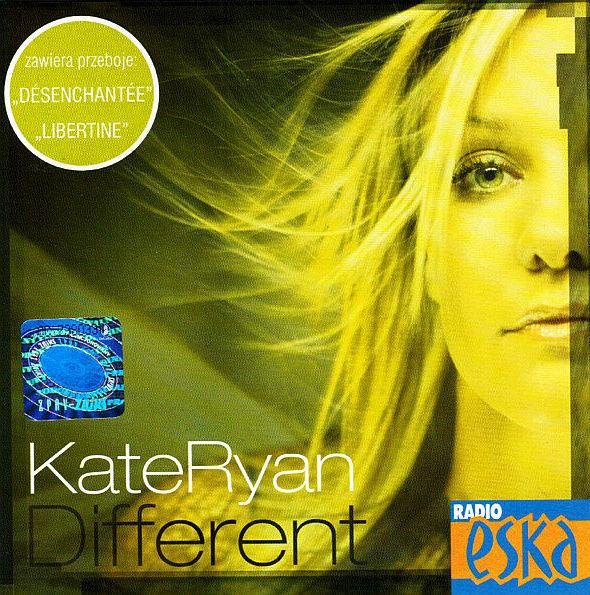 RYAN KATE - Different