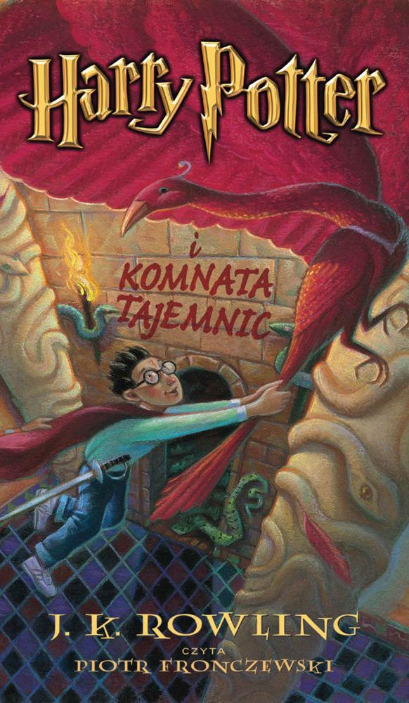 Rowling Joanne K Harry Potter I Komnata Tajemnic Cd