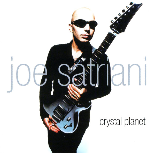 SATRIANI JOE – Crystal Planet
