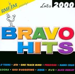 SKŁAD – Bravo Hits Lato 2000
