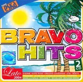 SKŁAD – Bravo Hits Lato 2004