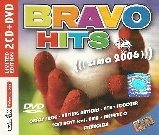 SKŁAD – Bravo Hits Zima 2006