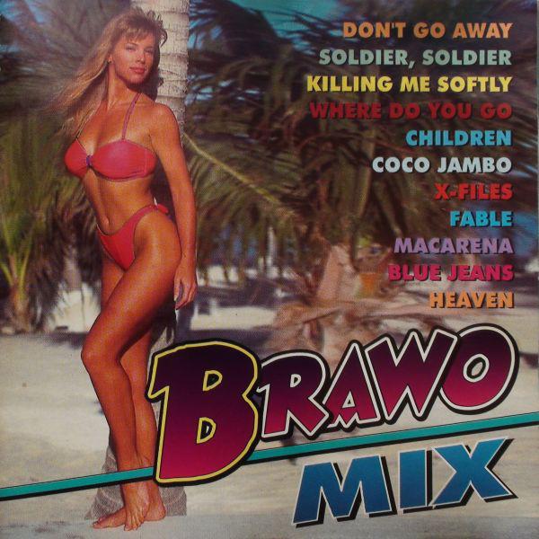 Sklad Brawo Mix