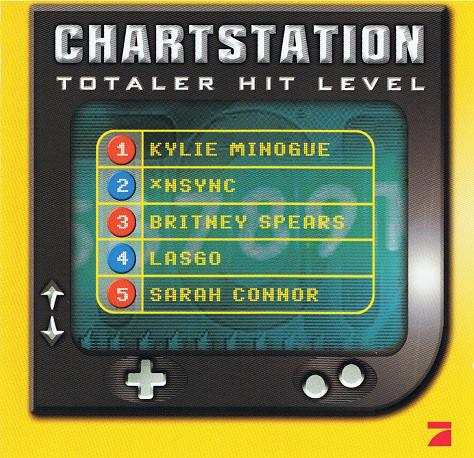 Sklad Chartstation Totaler Hit Level 2001